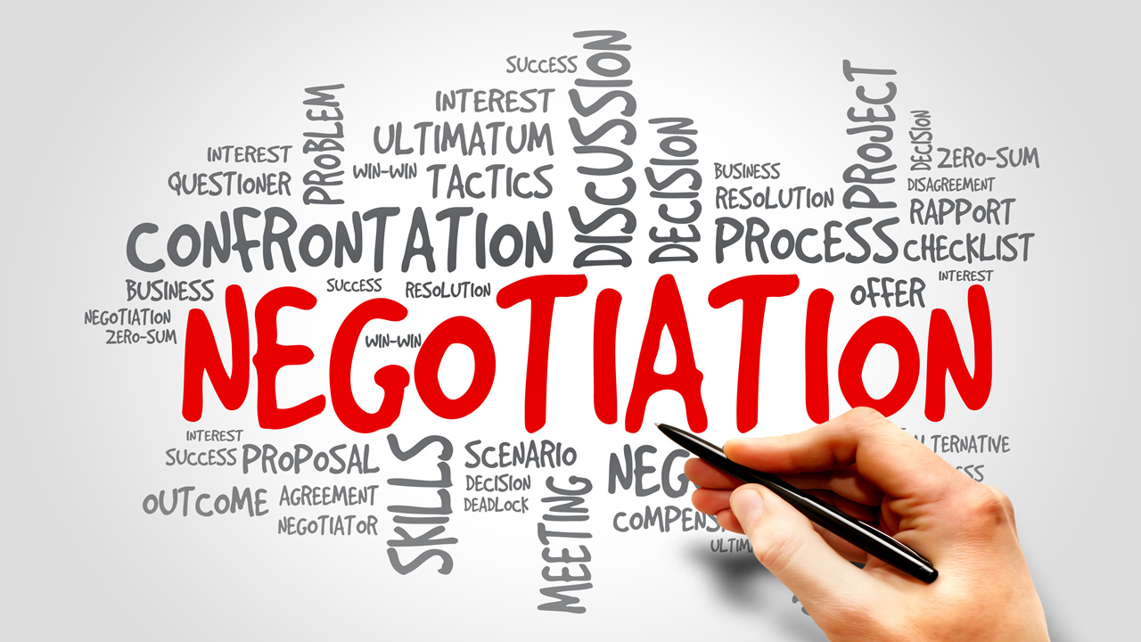The 3 Types of Negotiator Discover which ONE are YOU?