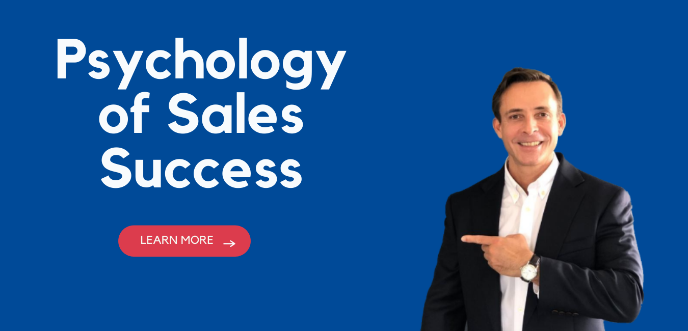 Psychology of Sales Success